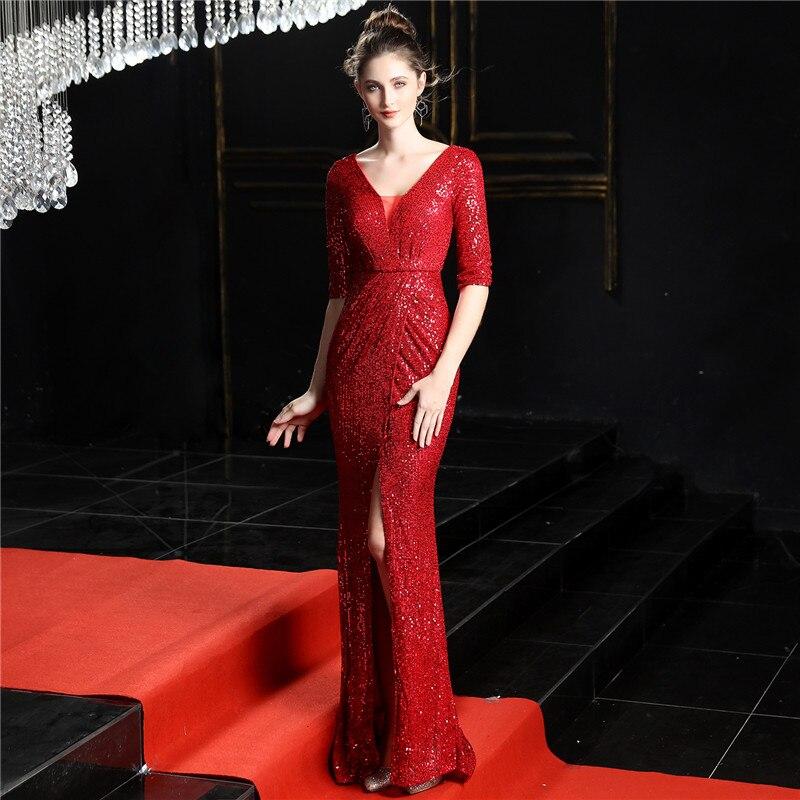 Femme Vestidos Maxi Long Dress