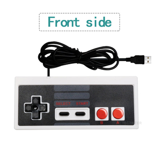 Image 5 - For NES Wired USB Controller Gamepad PC/USB/NES Computer Video Games Mando Handle Retro USB For NES Joystick Controle Manette