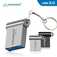 Unidad Flash USB 3,0 de alta velocidad, unidad Flash Super Mini de 64GB, 32GB, 16GB, 8GB, 4GB, USB 3,0