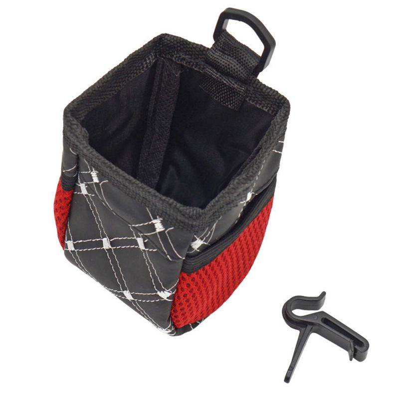 Car Storage Bag Outlet Multi Hanging Nets Pocket Trunk Bag Organizer Auto Stowing Tidying Interior Accessories Supplies