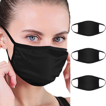 3PC Unisex Windbreak Seamless Outdoor Riding Quick-drying Dustproof Keep Mask Unisex Breathable Safety Protective Reusable
