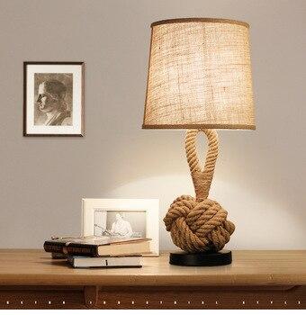 Art Design Vintage Table Lamp
