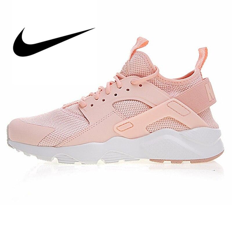 NIKE AIR HUARACHE RUN ULTRA Original Women's Running Shoes Shock Absorption Outdoor Sneakers Personality Designer Footwear