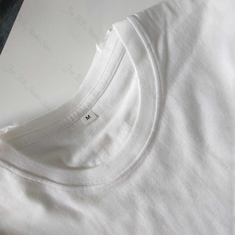 ตลก Dumbo สีขาว T เสื้อผู้ชาย Hello World ช้าง TEE เสื้อ Streetwear 2020 ฤดูร้อนชายเสื้อผ้าผ้าฝ้าย 100% พิมพ์ TShirt
