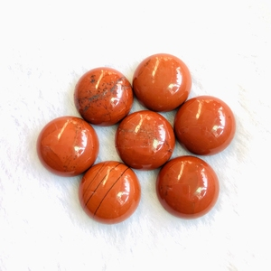 Image 4 - Wholesale 5pcs,Lapis,Red Jaspe r,Aventurine 15mm Round Gem Stone Cabochon Beads,Gem stone Cabochon Ring Face For Jewelry Making