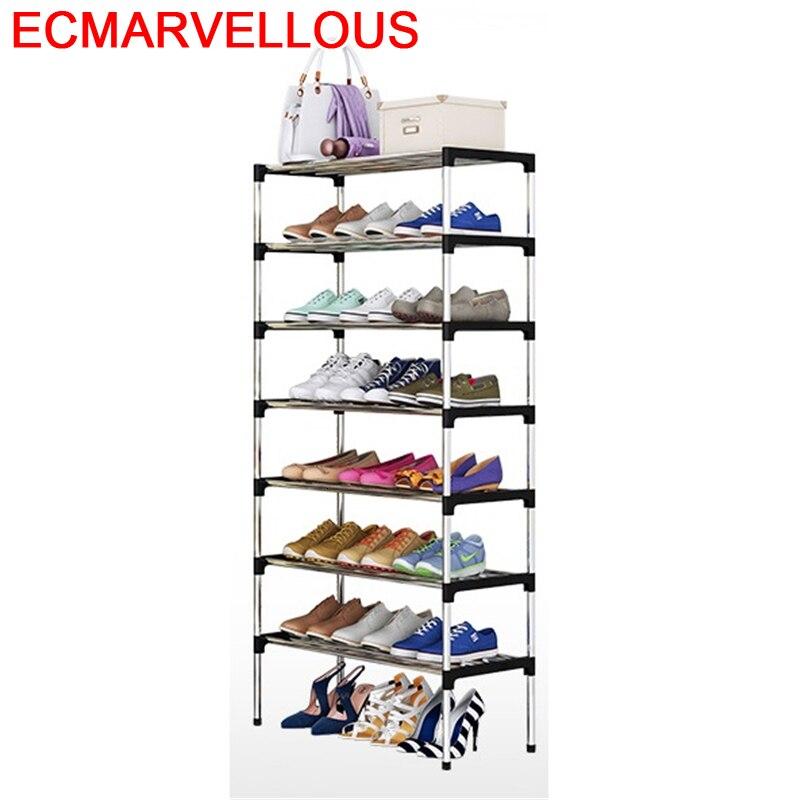Zapatero Para El Hogar Storage Moveis Armario Organizador De Zapato Meuble Chaussure Sapateira Scarpiera Mueble Shoes Rack