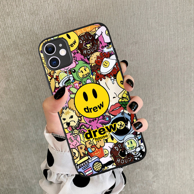 JUSTIN BIEBER THEMED IPHONE CASE (10 VARIAN)