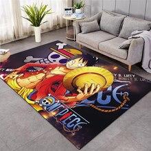 One Piece Shaggy Fluffy Anti-Skid Area Floor Mat 3D Rug Non-slip Mat Dining Room Living Room Soft Child Bedroom Mat Carpet 01