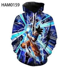 Wolf Hoodie Sweatshirt Harajuku Jacket Men's Clothing Children's Shining Fashion Women 3D Custom Wholesale