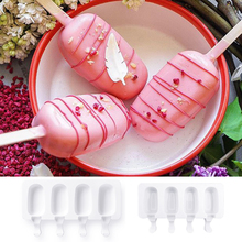 Barrel-Maker-Mould Popsicle-Molds Ice-Cube-Tray Freezer-Juice Silicone Big-Size Homemade