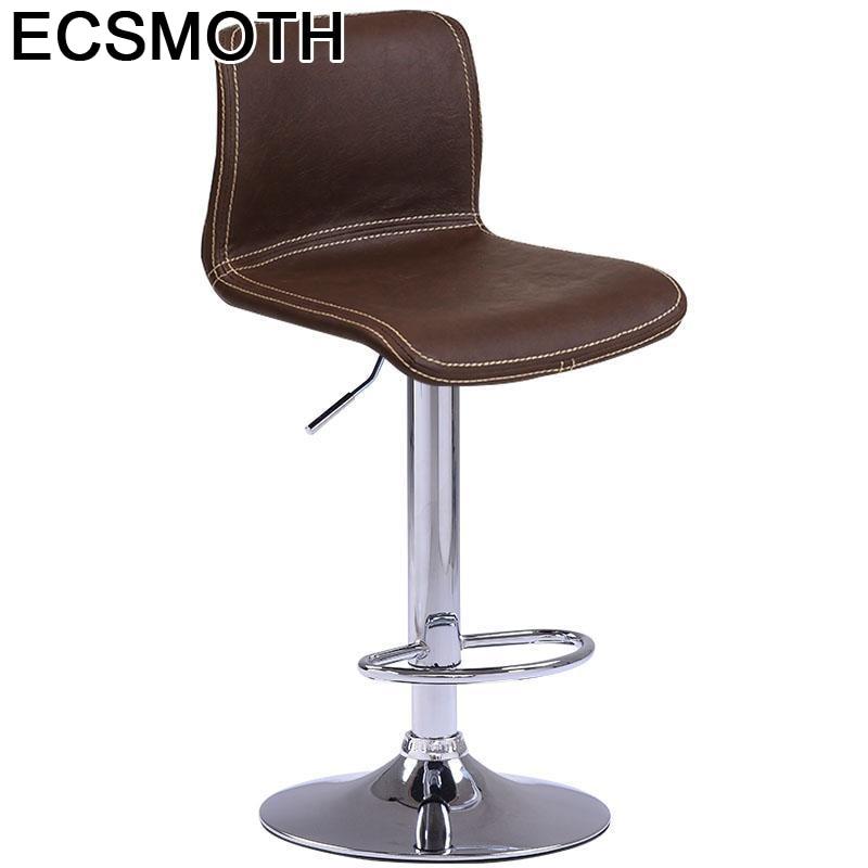 Sandalyesi Stoelen Banqueta Todos Tipos Sgabello Cadir Sedia Silla Para Barra Stool Modern Tabouret De Moderne Cadeira Bar Chair