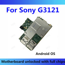 For Sony Xperia XA1 G3121 Motherboard Android OS Updat With Chips 4G Support Replac For G3121 Mobile Motherboard