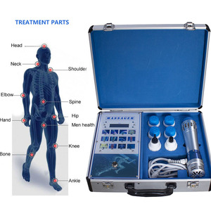 Body Relax 19ED Electromagnetic Extracorporeal Shock Wave Therapy Machine Pain Relief Massager Massage Relaxation(China)