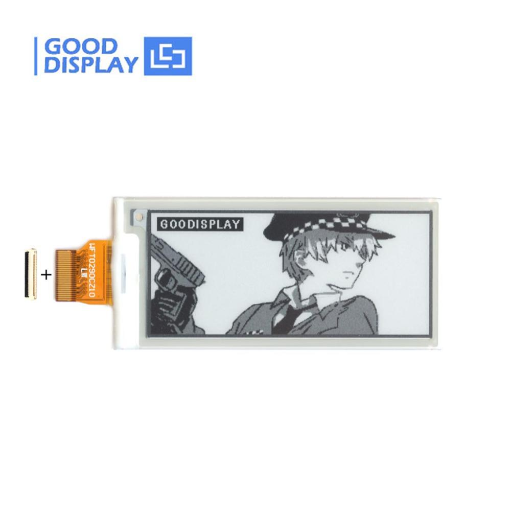 4 Grayscale E-paper 2.9inch SPI Interface E-ink Display Manufacturer