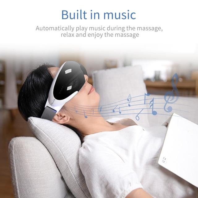 ANLAN 4D Augenmassagegerät 4