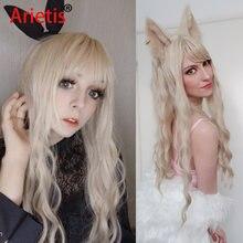 Arietis монгольская волна тела 613 блонд цвет 150 Плотность