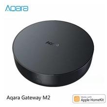 New Aqara Hub Gateway M2 Supports Zigbee3.0 Protocol And Can Work Intelligently With Apple Homekit And Aqara App Lications