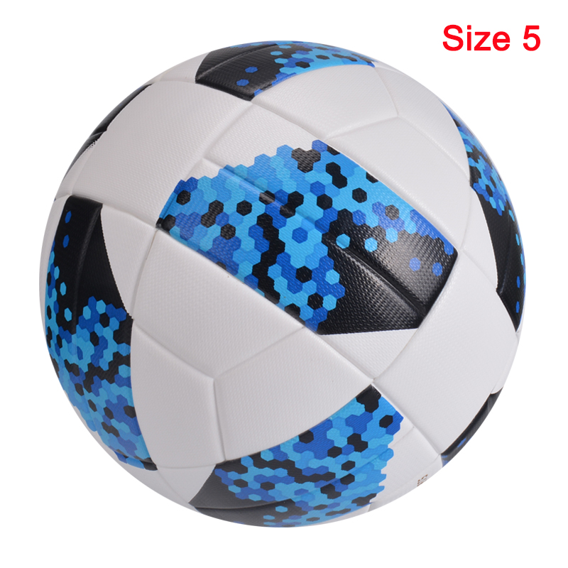 Professional Size5/4 Soccer Ball Premier High Quality Goal Team Match Ball Football Training Seamless League futbol voetbal 9