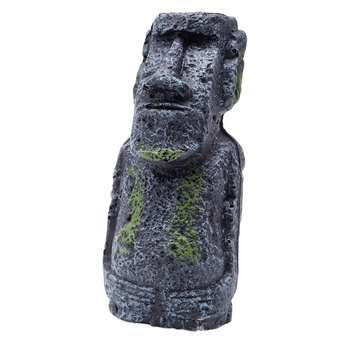 Easter Island Mini Statue Ornament for Aquarium