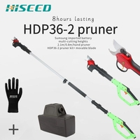 Two sets Electric tree electric pruning scissors/electric pruner