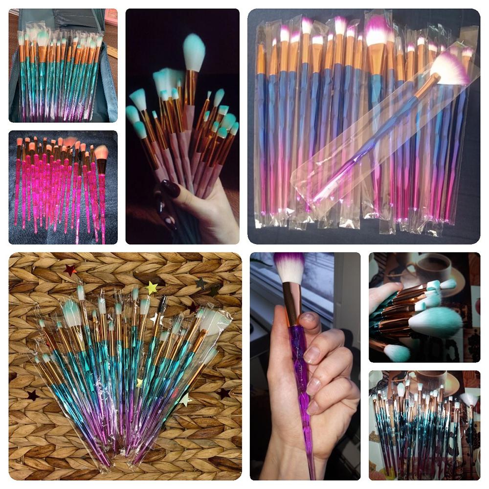 20 piece Professional Makeup Brushes Set