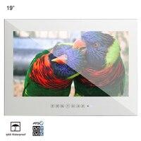 Souria IP66 19 inch Bathroom TV / Television Magic Mirror / LED TV with Mirror Screen Vanishing Waterproof Hotel TV