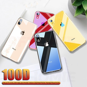 100D Luxury Glass Case For iPh