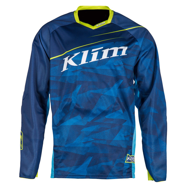 2020  Klim Motocross Jersey Quick Dry Breathable Mountain Bike Riding Shirt Camiseta Cycling Gp Maillot Equipation Mtb