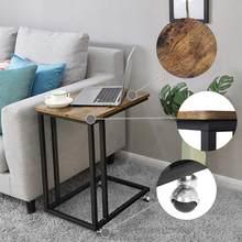 Meubles de salon rétro Mobile Table basse canapé paresseux Tables à thé meubles de maison Table d'appoint Table basse pour salon HWC