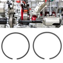Rubber O-Ring 1 Pair 143 Tiller Generator Parts Rubber O-Ring Fit for Micro Tillage Generator 143 model стоимость