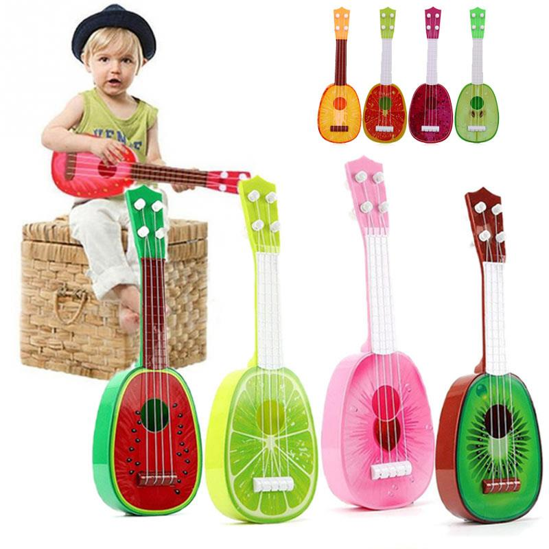 CreativeFruit Musical Guitar ukulele Instrument Toy Children Kids Educational