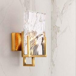 Nowoczesne lampy ścienne LED sypialnia lampki nocne oświetlenie dekoracyjne ściany światła salon korytarz schody oprawy kuchenne Luminaria