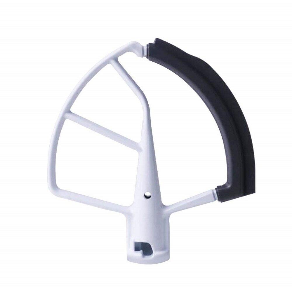 Tilt-Head Flex Edge Parts 5.5-6QT(6L) Flex Edge Beater For KitchenAid KFE6L Bowl-Lift Stand Lift Mixer Professional Flat Spatula