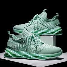 Ins EURO Men Sneakers Air Cushion Outdoor Walking Shoes Mesh