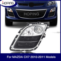 Hoping Left Right Front Bumper Fog Light Fog Lamp Assy For MAZDA CX7 CX 7 Without Bulb
