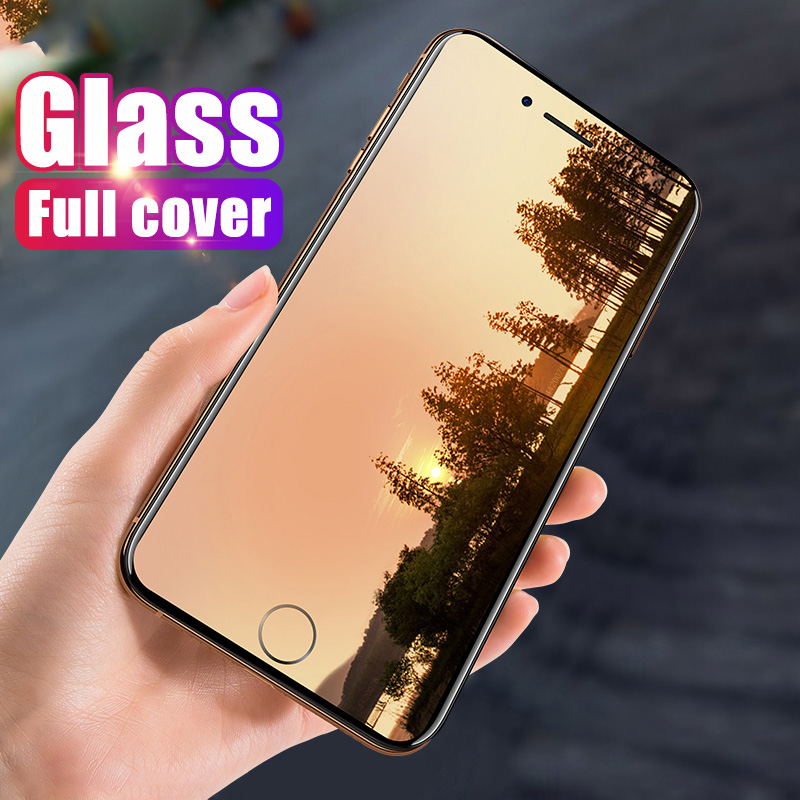 9H HD Tempered Glass For Iphone X XS 11 Pro Max XR 6 7 8 Screen Protector Protective Glass On Iphone 7 8 6s Plus X 11 Pro Glass