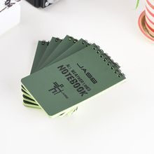 Notebook All Weather Waterproof Writing Paper Note Book Military Outdoors Camping