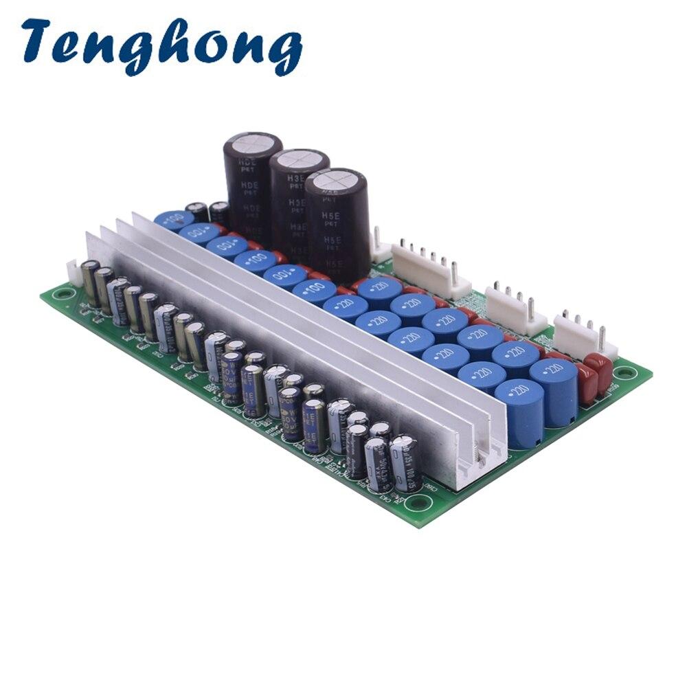 Carte amplificateur de puissance numérique Tenghong MT7.1 TPA3116 50W 100W haut-parleur Surround Subwoofer amplificateur Audio DC12-24V ampli domestique