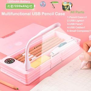 New Creative USB Pencil Case C