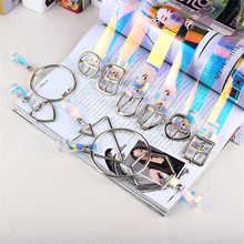 New Laser Women Belt Punk Clear Waist Belt Metal Pin Buckle Transparent Waist Belts for Women Dress Jeans Accessories 100cm