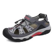 Tantu/модные летние мужские сандалии; быстросохнущие уличные