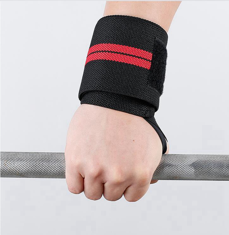 Weight Lifting Strap Fitness Gym Sport Wrist Wrap Bandage Hand Support Wristband (1)