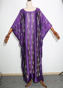 Image 4 - African Dresses For Women 2019 Africa Clothing Muslim Long Dress High Quality Length Fashion African Dress For Lady Headwear