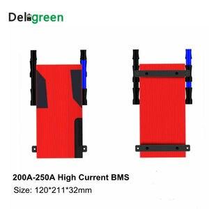 Image 5 - 13S 80A 100A 120A 150A 200A 250A 48V PCM PCB BMS עבור 3.7V LiNCM סוללות DIY18650 lithion סוללה חבילה עם balanceDeligreen