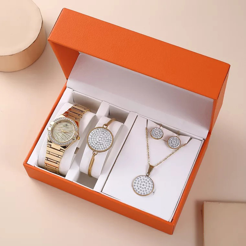 Fashion ensemble de bijoux cadeau créatifs pour femme