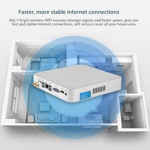 Image 4 - Hly Core I7 7500U I7 4500U I5 4200U Mini PC Windows 10 Máy Tính Mini HTPC Minipc HDMI Wifi USB3.0 Hộ Gia Đình máy Tính