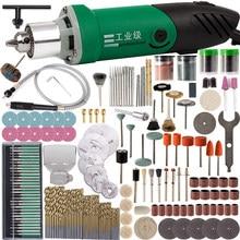 30000 t/mn 480W perceuse électrique Mini graveur avec 6 vitesse Variable pour Dremel Machine de travail des métaux polissage 110V/220V