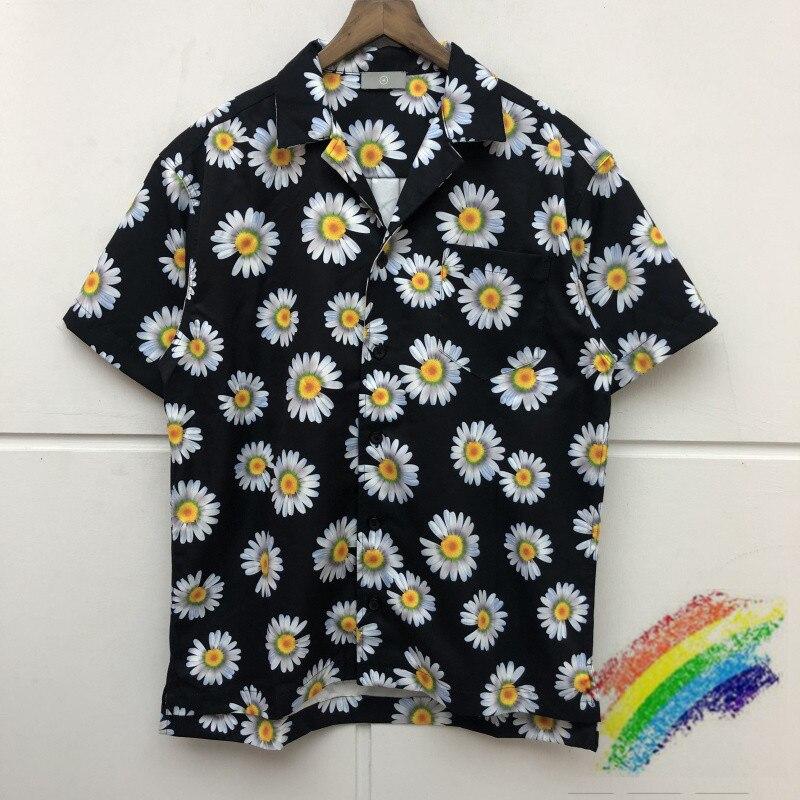 PEACEMINUSONE Shirt Men Women High Quality Fashion Top Tees PEACEMINUSONE Shirts