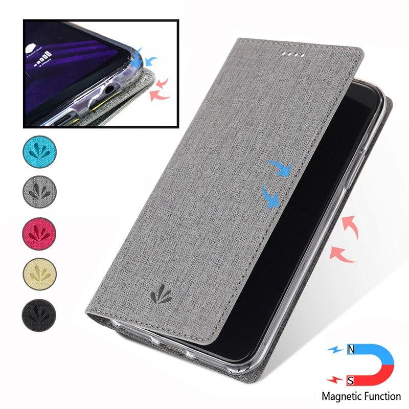 For Cover Motorola MOTO E 2020 Edge Plus E6 Plus E6S E5 Plus Luxury Card Slot Magnetic Closure PU Leather Flip Case