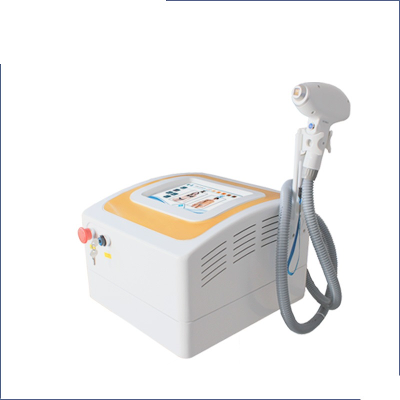 Hottest  808 Diode Laser Hair Remvoal 20 Million Shots 810nm / 808nm Diode Laser Hair Removal Machine